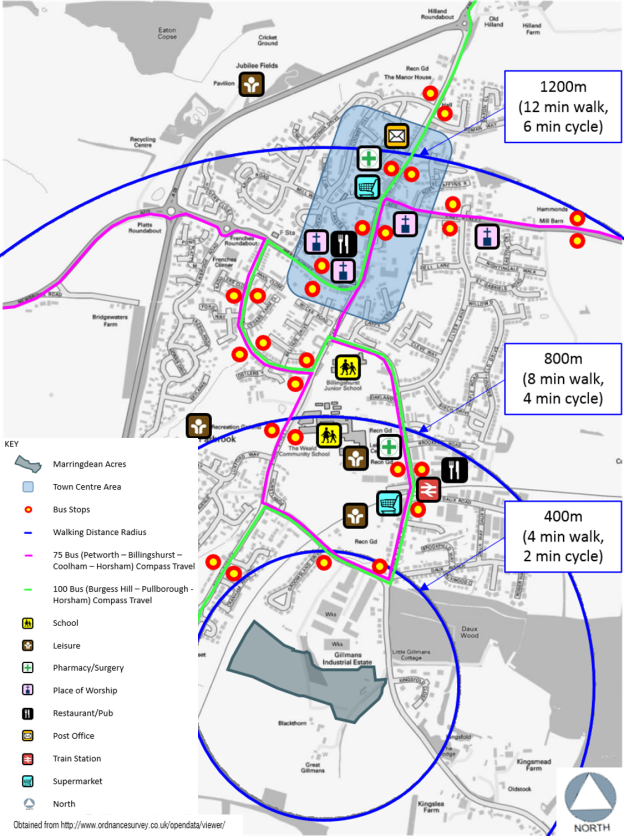 Accessibility Map Jan 2015