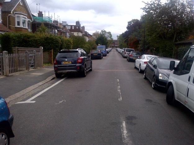 London Parking