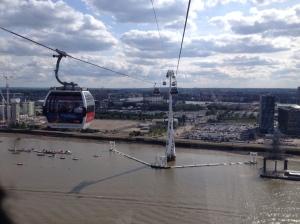 Thames London Cable Car