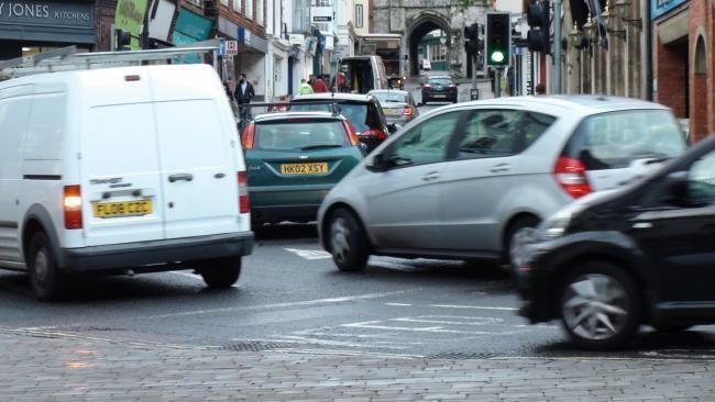 Winchester Traffic